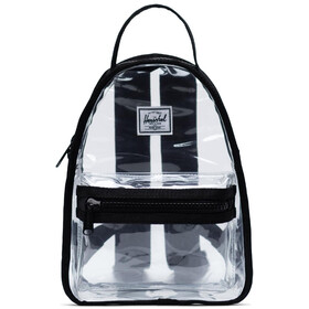 Herschel Nova Mini Backpack 9l black/clear